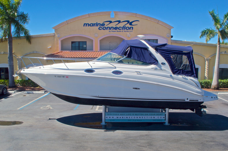 Ebay Boats Florida >> 2005 Sea Ray 280 Sundancer US$ 49,900 - USAencargo