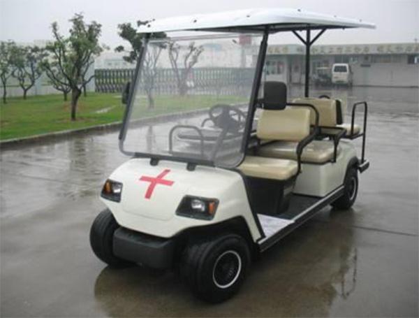 2 Carros CLUB eléctricos 6 pasajeros