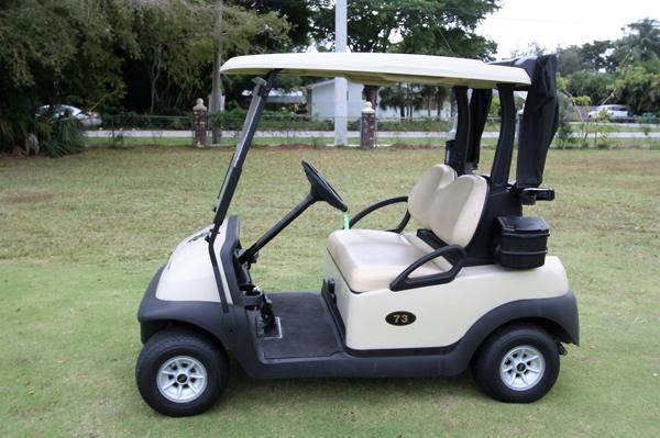 Club Car Precedent 2013 y 2014, eléctrico asiento para 2