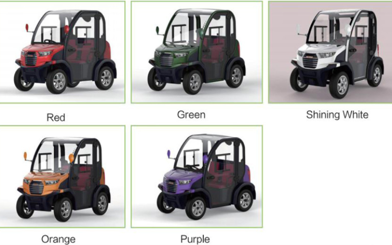 Club 6211 Mini Car Electrico
