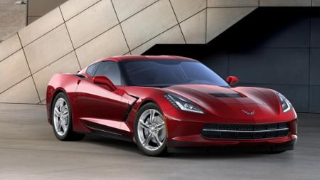 CHEVROLET CORVETTE STINGRAY COUPE 1LT