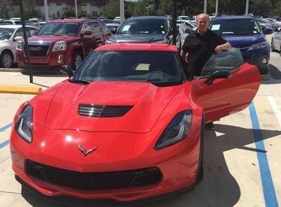 Corvette 2017