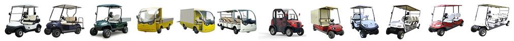 Exportacion carros de golf