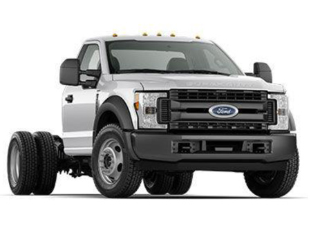 2017 CHASSIS CAB