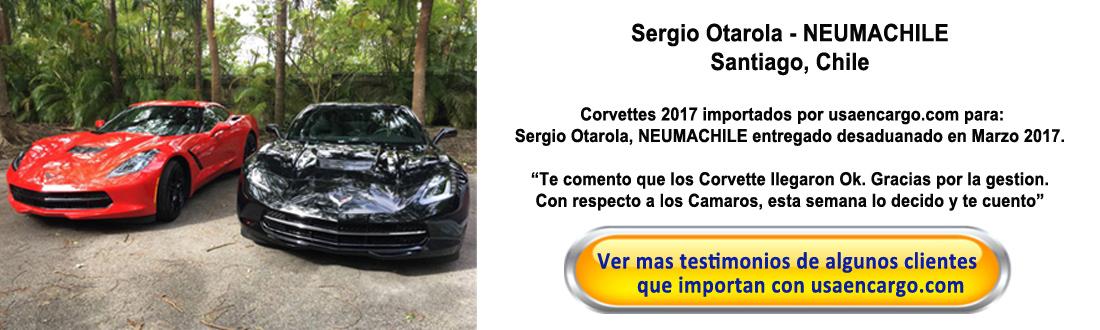 corvette testimonial