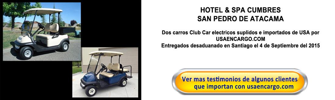club car testimonial
