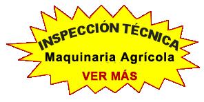 maquinaria agricola inspeccion