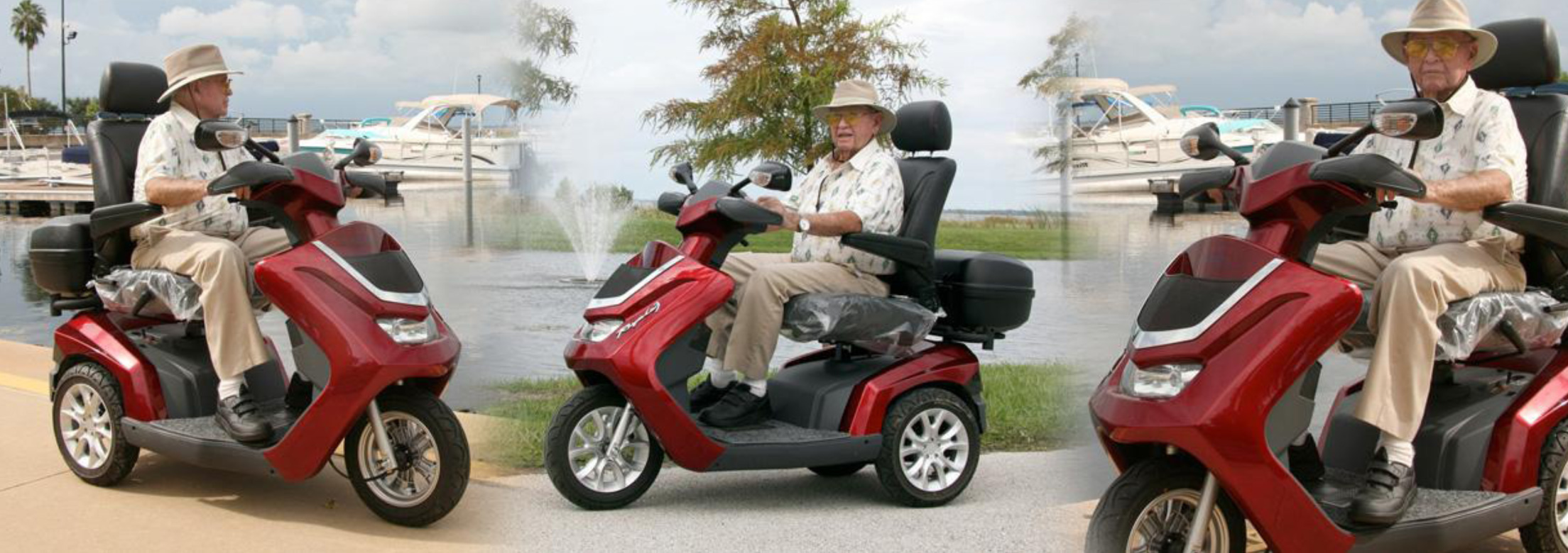 Royal 3 scooter