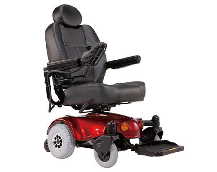 RUMBA power chair