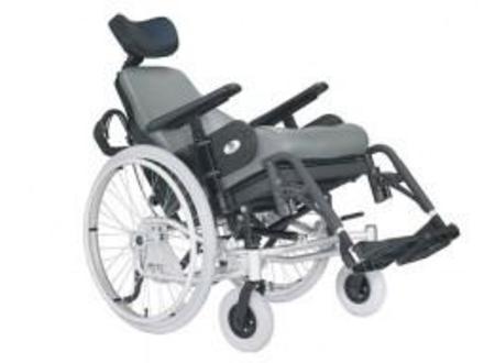 Spring Wheelchair