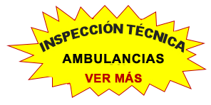 inspeccion ambulancias