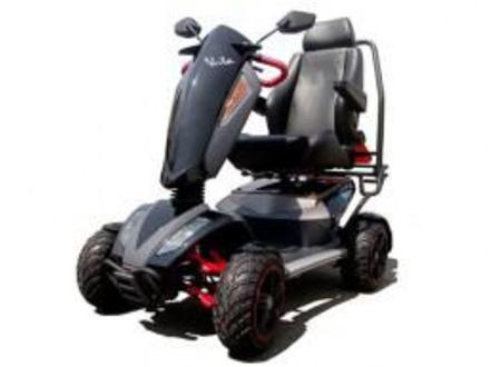 Vita Monster scooter