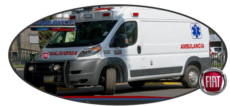 Ambulancia Fiat Ducato 2018 Nuevas Diesel