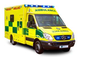 ambulancia tipo 1