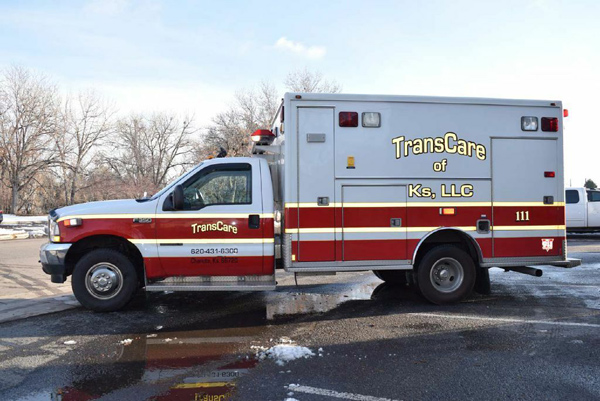 2003 Ford F-350 TYPE I AMBULANCE SUPER DUTY
