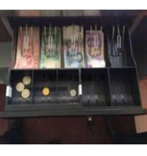 Cashier drawer