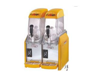 Double tank Slush Machine