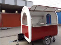 TN40 Food Trailer Cart
