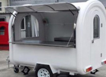 TN50 Food Trailer Cart