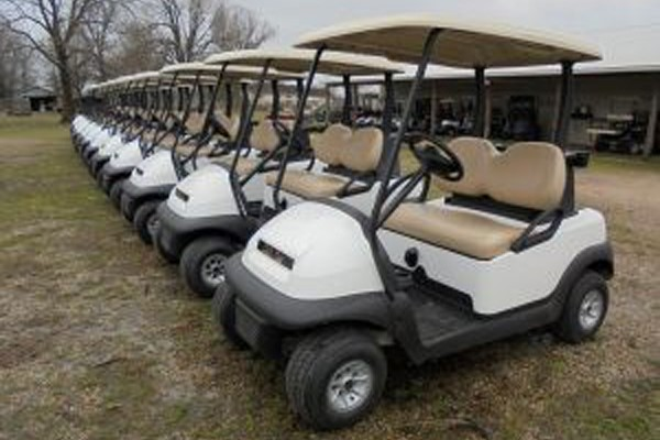 20 Carros de golf  Golf Club Car Precedent