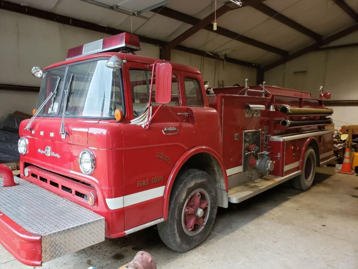 1974 Ford Pumper (E4073)